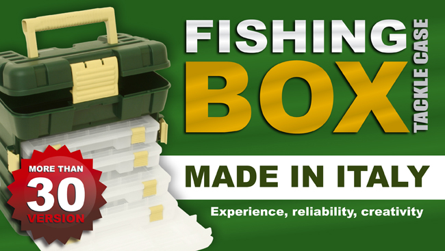Ящики Fishing Box