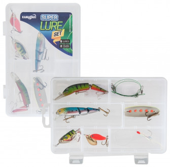 Набор Kamasaki Super Lure Set