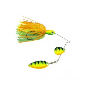 Спиннербейт Wizard Spinner Bait 14 гр. Yellow Tiгer