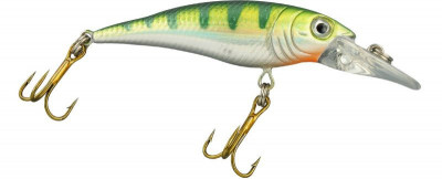 Воблер Spro PowerCatcher Cranky Minnow 55 5,5cm 3gr Green Perch max. 2.0m