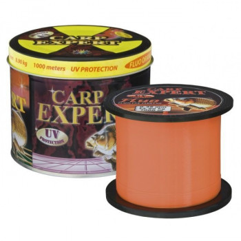 Леска Carp Expert UV Fluo Orange 0,28mm 1000m 11,20kg